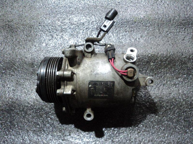 Компрессор кондиционера Mitsubishi Colt Plus Z21W 4A90 (б/у)