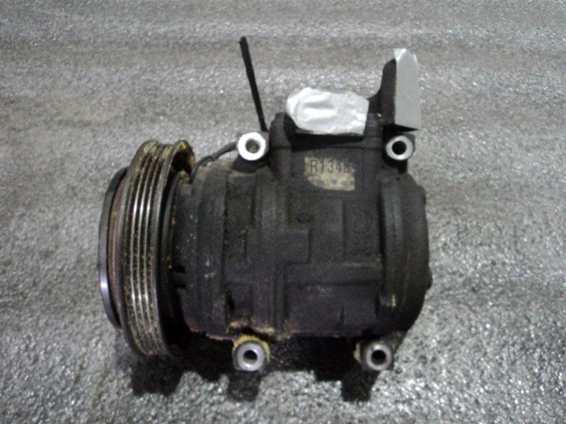 Компрессор кондиционера Kia Rio DC A5D (б/у)