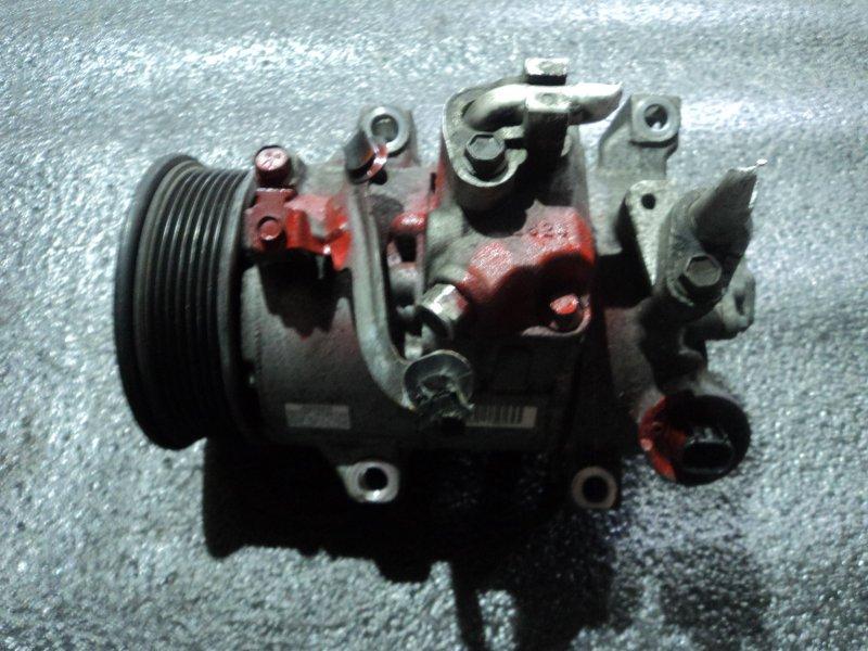 Компрессор кондиционера Toyota Allion ZRT260 2ZRFE (б/у)