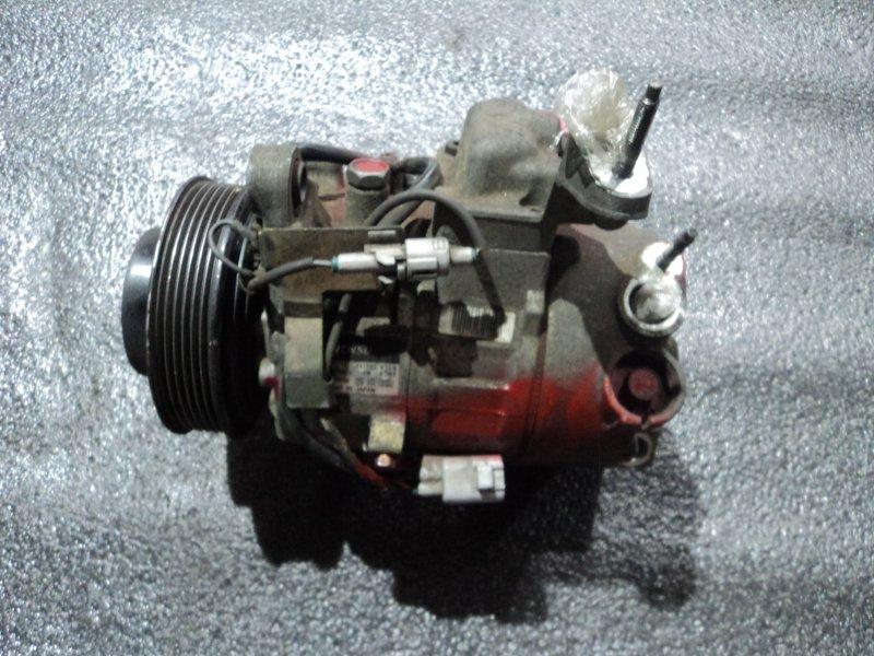 Компрессор кондиционера Toyota Chaser 1JZGE (б/у)
