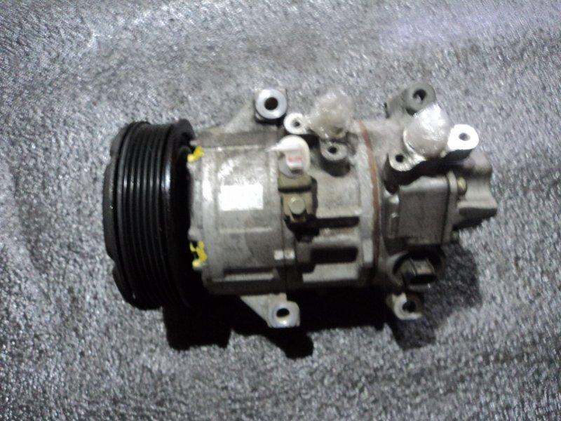 Компрессор кондиционера Toyota Corolla Verso 1ZZFE (б/у)