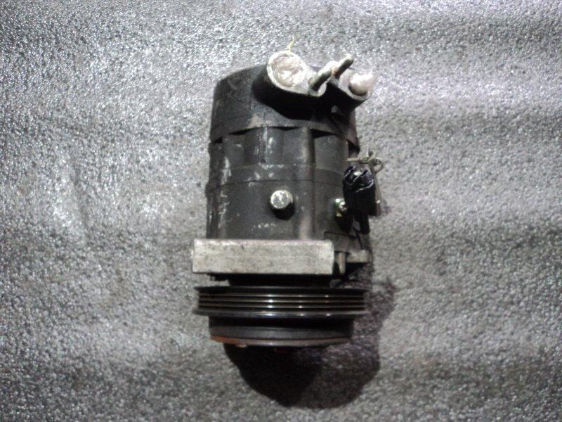 Компрессор кондиционера Nissan Fairlady Z Z33 VQ35DE (б/у)