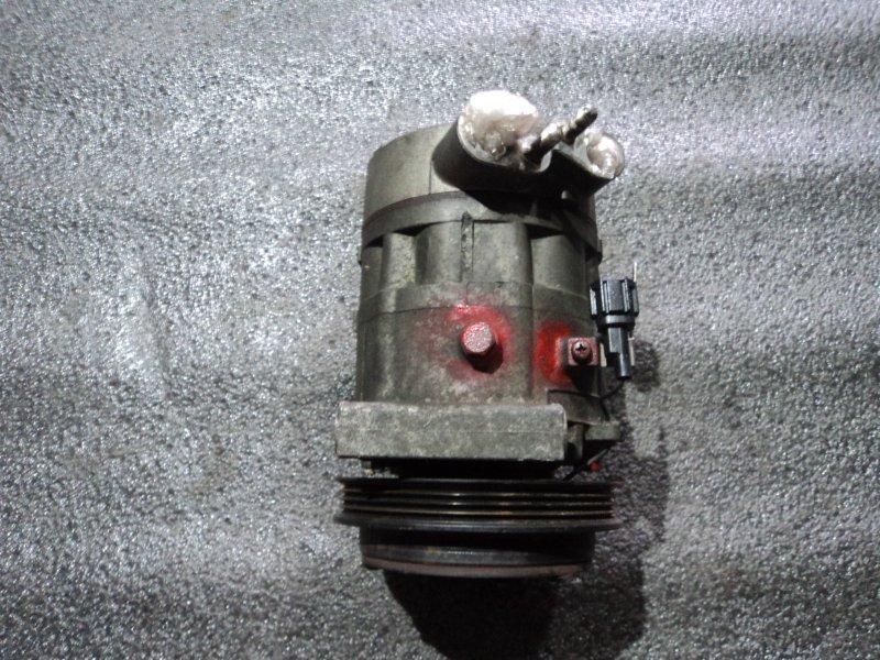 Компрессор кондиционера Infiniti G35 V35 VQ35DE (б/у)