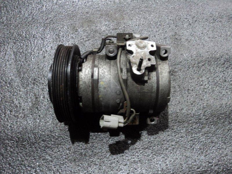 Компрессор кондиционера Toyota Pronard MCX20 1MZFE (б/у)