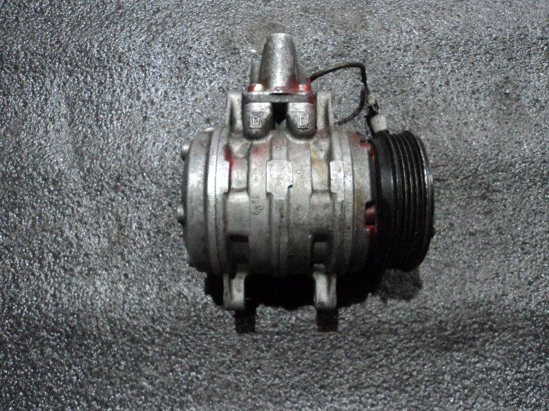 Компрессор кондиционера Daihatsu Pyzar G301G HDEP (б/у)