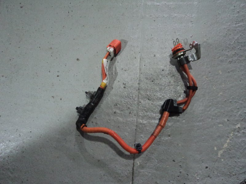 Проводка двигателя Lexus Rx270 GYL10 2GRFXE (б/у)