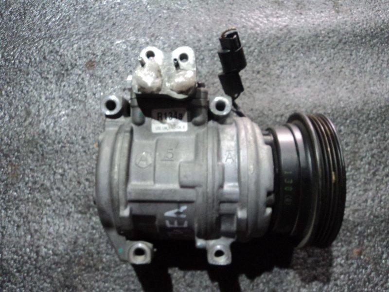 Компрессор кондиционера Hyundai Elantra G4EA (б/у)