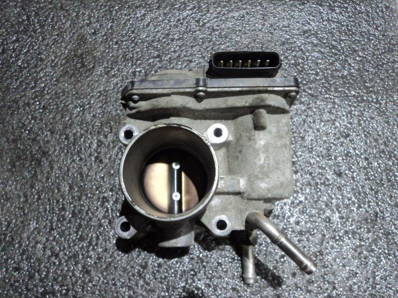 Дроссельная заслонка Toyota Auris ZZT250 3ZZFE (б/у)