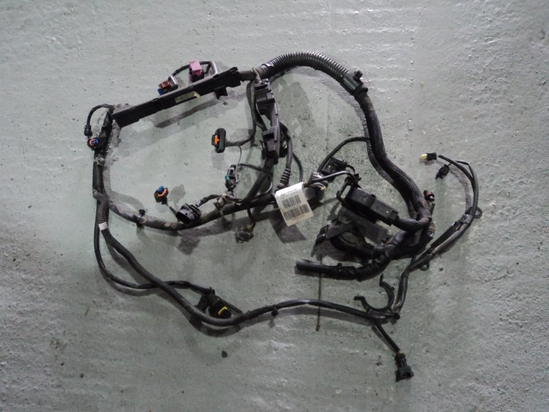 Проводка двигателя Chevrolet Astra A16LET (б/у)
