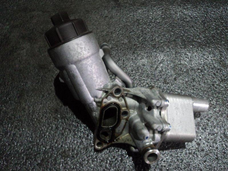 Корпус масляного фильтра с теплообменником Opel Astra A14NET (б/у)