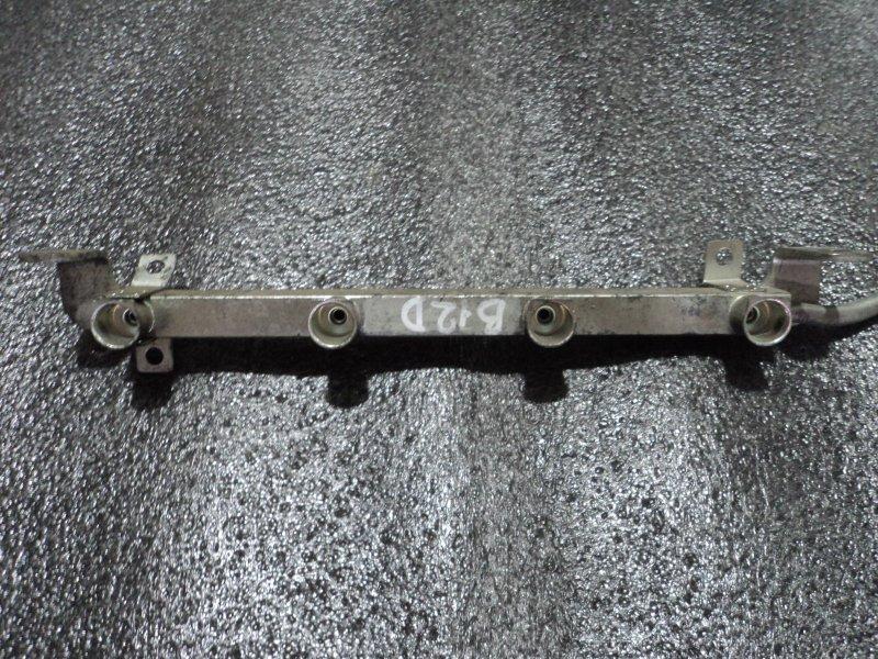 Топливная рейка Chevrolet Spark M300 B12D2 (б/у)