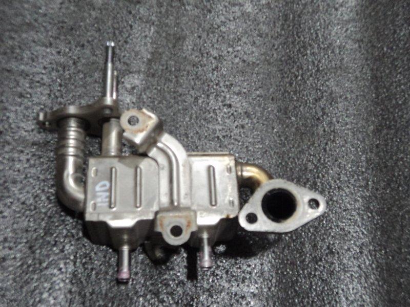 Радиатор системы egr Toyota Auris NDE150 1NDTV (б/у)