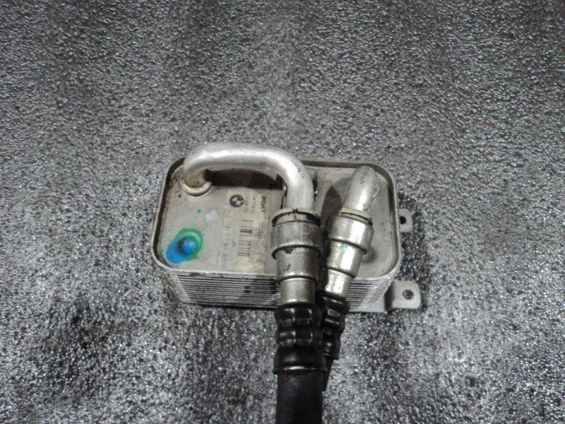 Радиатор масляный Bmw 5-Series E60 N62B44 (б/у)