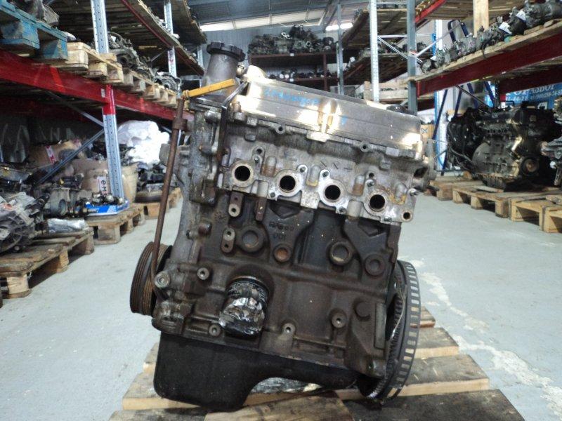 Двигатель Chevrolet Aveo T255 B12D1 (б/у)
