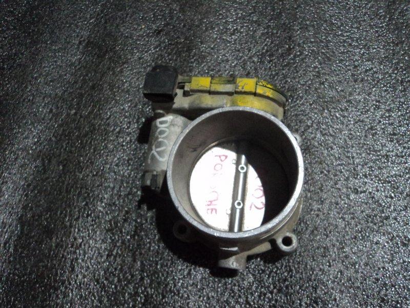 Дроссельная заслонка Porsche Cayenne 955 M4800 (б/у)