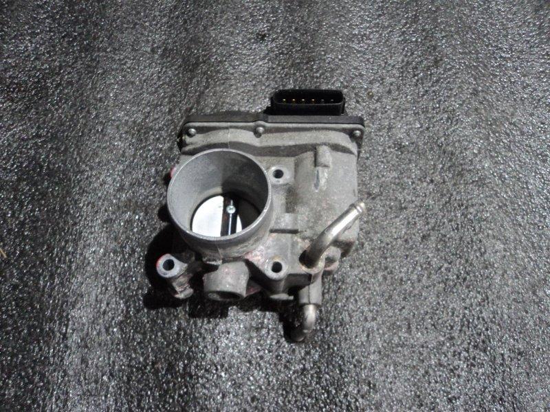 Дроссельная заслонка Toyota 1NZFE (б/у)