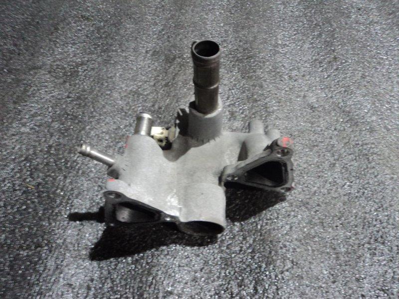 Фланец двигателя системы охлаждения Lexus Gs300 GRL10 2GRFSE (б/у)