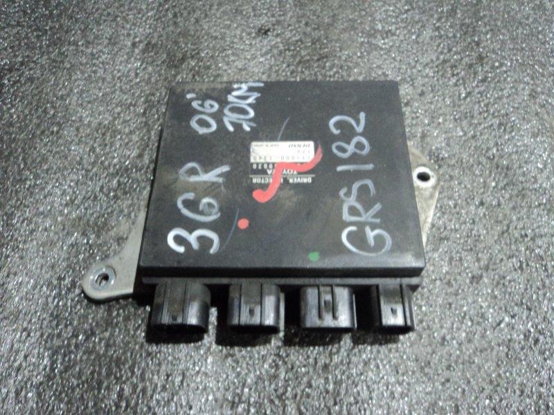 Блок управления форсунками Lexus 4GRFSE (б/у)