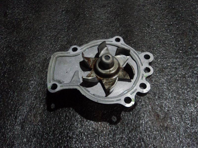 Помпа водяная Nissan Avenir PNW11 SR20DE (б/у)