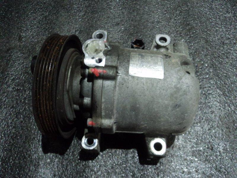 Компрессор кондиционера Nissan Avenir PNW11 SR20DE (б/у)