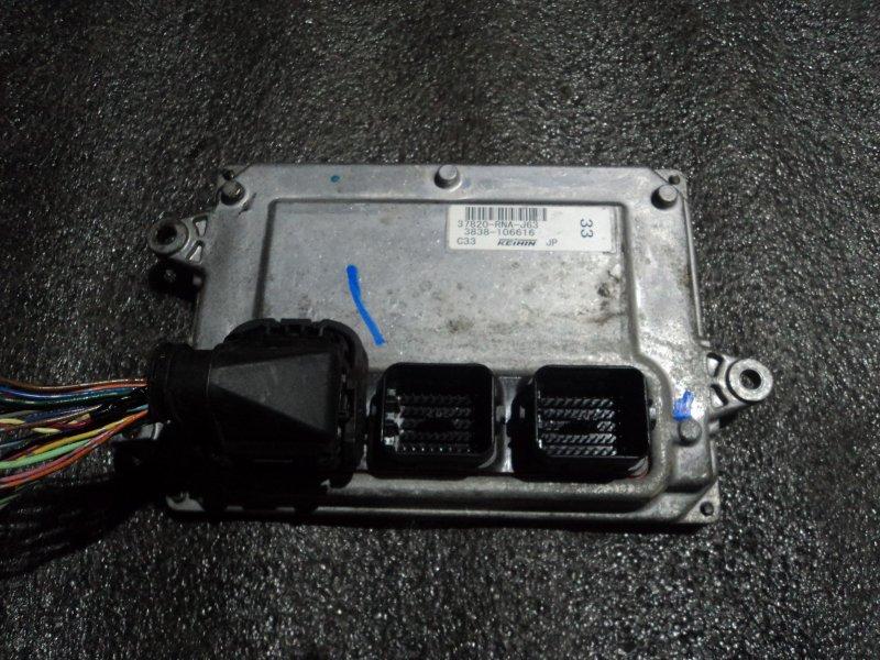 Блок управления двигателем Honda Civic FD1 R18A (б/у)