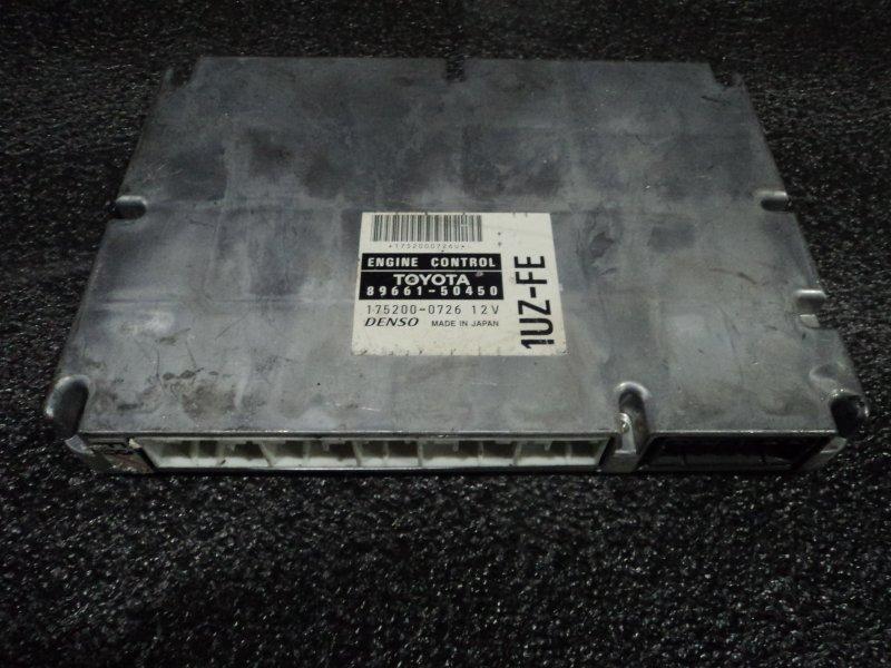 Блок управления двигателем Toyota Celsior UCF20 (б/у)