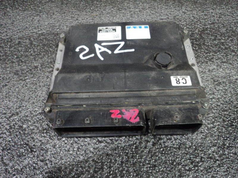 Блок управления двигателем Toyota Rav4 ACA31 2AZFE (б/у)