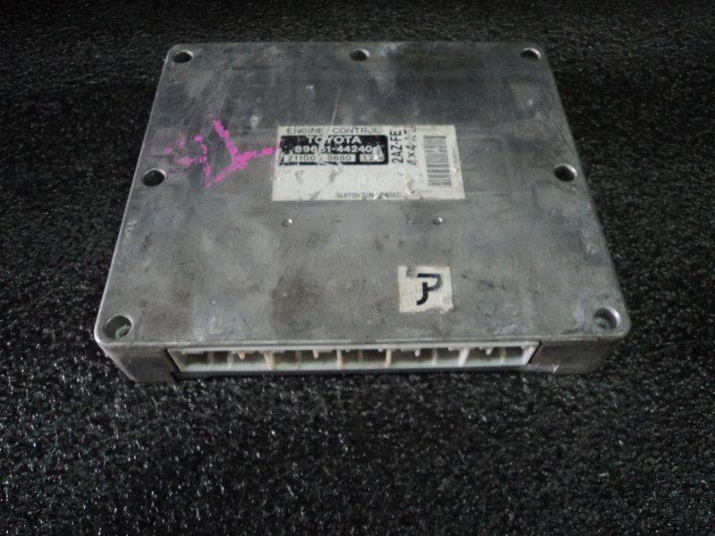 Блок управления двигателем Toyota Ipsum ACM26 2AZFE (б/у)
