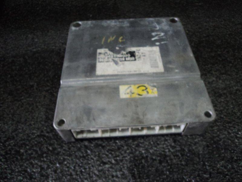 Блок управления двигателем Toyota Raum NCZ20 1NZFE (б/у)