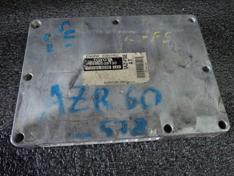 Блок управления двигателем Toyota Noah AZR60 1AZFSE (б/у)