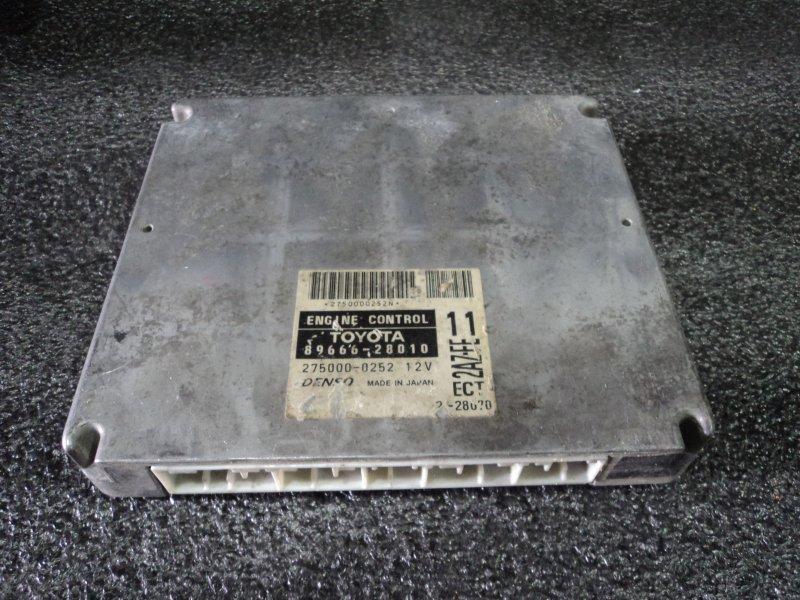 Блок управления двигателем Toyota Estima ACR30 2AZFE (б/у)