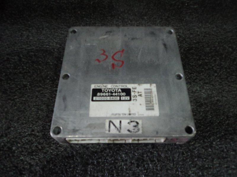 Блок управления двигателем Toyota Gaia SXM10 3SFE (б/у)