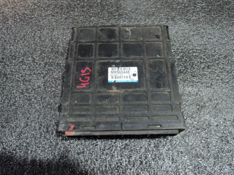 Блок управления двигателем Mitsubishi Dingo CQ2A 4G15GDI (б/у)