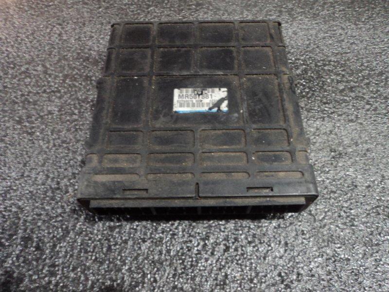Блок управления двигателем Mitsubishi Delica PD6W 6G72 (б/у)