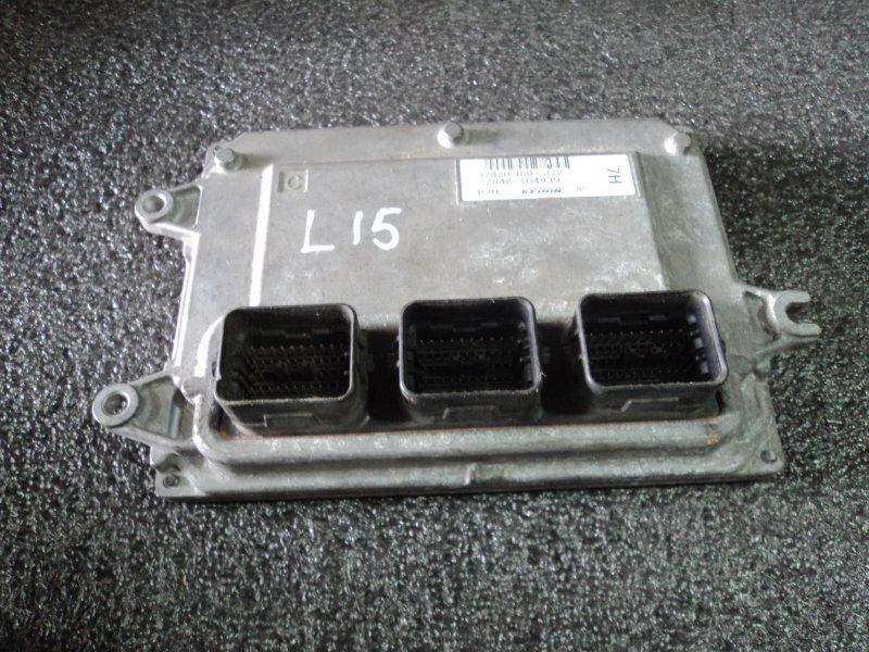 Блок управления двигателем Honda Fit Shuttle GG7 L15A (б/у)