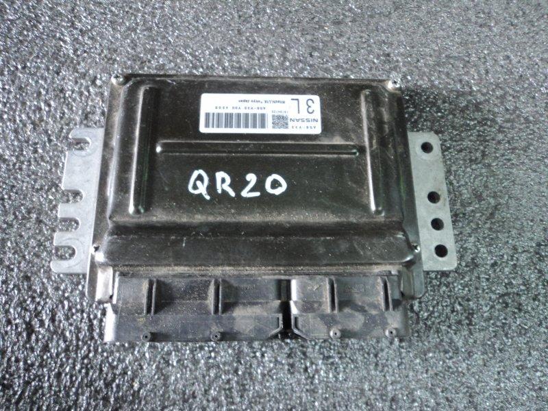 Блок управления двигателем Nissan Serena TNC24 QR20 (б/у)