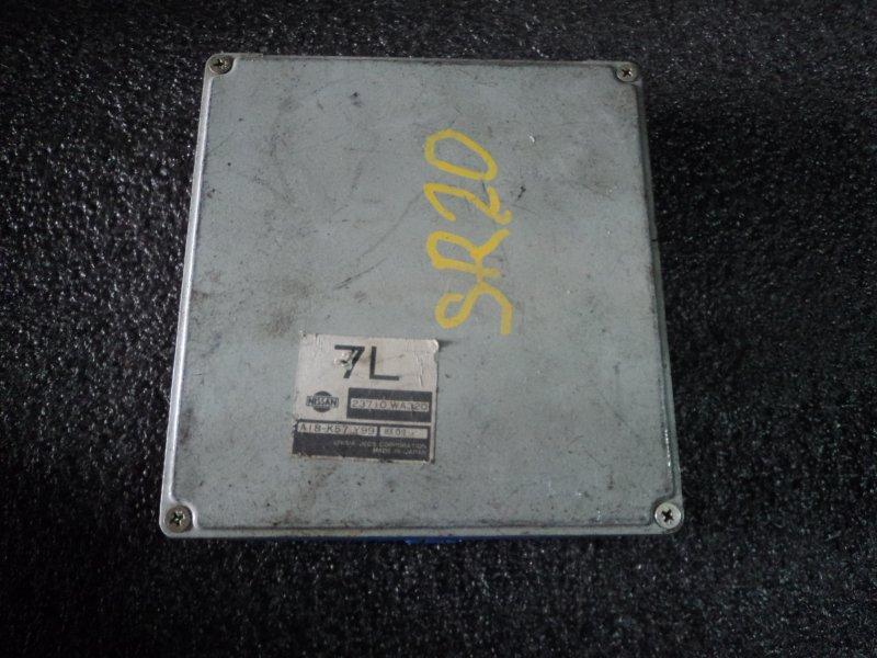 Блок управления двигателем Nissan Avenir PW11 SR20DE (б/у)