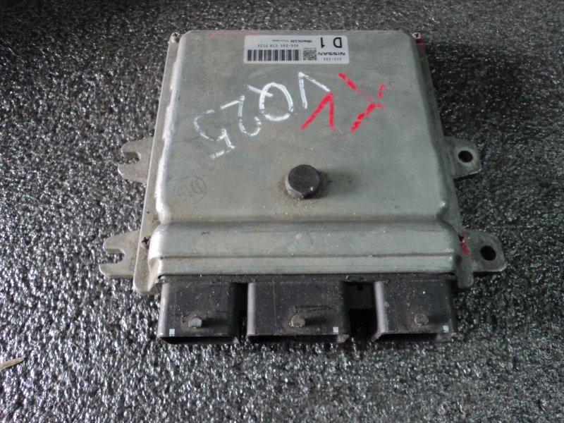 Блок управления двигателем Nissan Teana J32 VQ25DE (б/у)