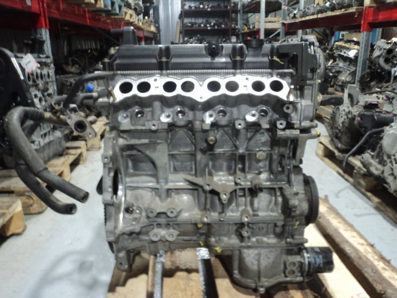 Двигатель Nissan Bluebird Sylphy TG10 QR20DD 2005 (б/у)