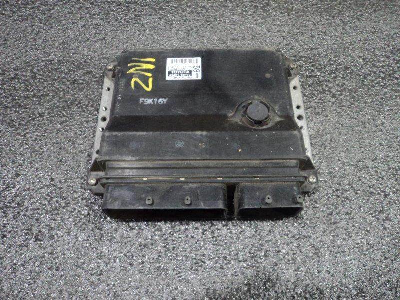 Блок управления двигателем Toyota Corolla Axio NZE141 1NZFE (б/у)