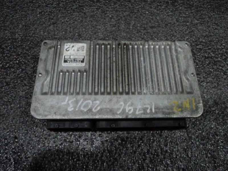 Блок управления двигателем Toyota Allion NCP141 1NZFE (б/у)