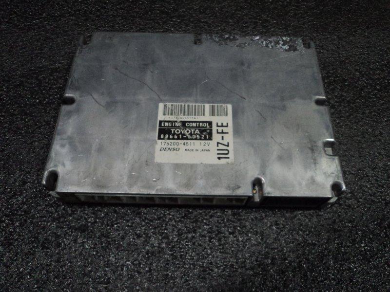 Блок управления двигателем Toyota Celsior UZS171 1UZFE (б/у)