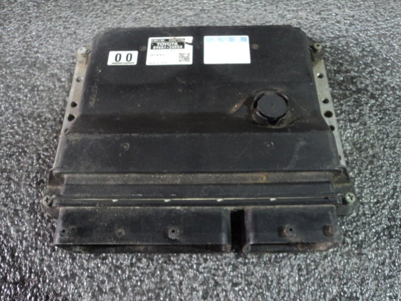 Блок управления двигателем Toyota Estima ACR50 2AZFE (б/у)