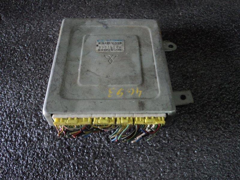 Блок управления двигателем Mitsubishi Aspire EA1A 4G93 (б/у)