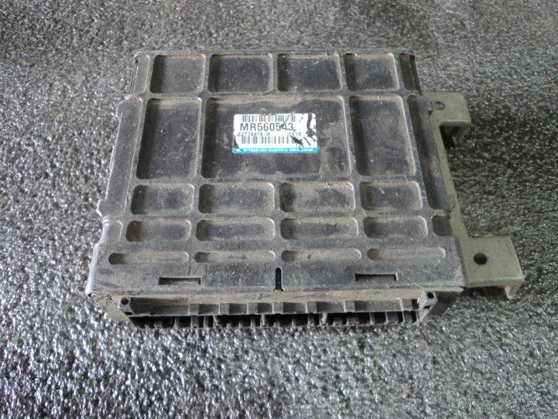 Блок управления двигателем Mitsubishi Dingo CQ2A 4G15 (б/у)