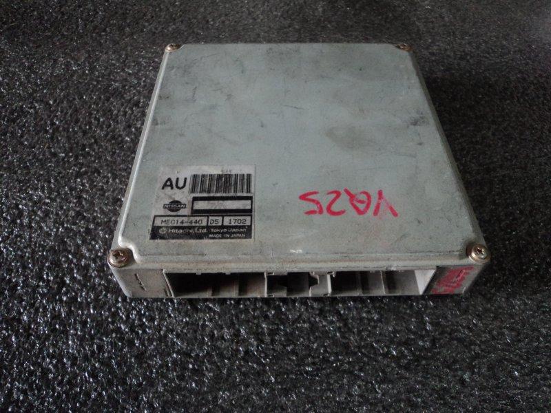 Блок управления двигателем Nissan Skyline V35 VQ25DD (б/у)