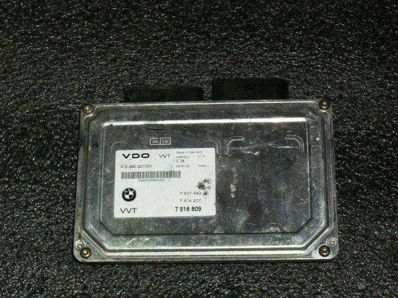 Блок управления двигателем Bmw 3-Series E46 N42B20A (б/у)