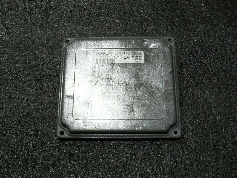 Блок управления двигателем Ford Focus CB4 AODA (б/у)
