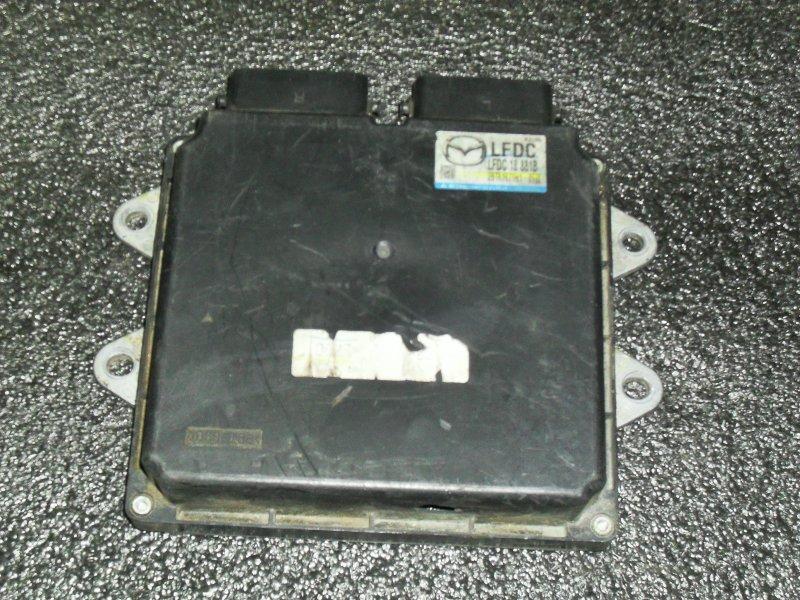 Блок управления двигателем Mazda Mazda 6 LF (б/у)