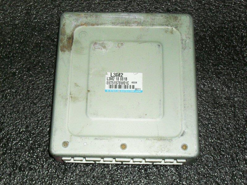 Блок управления двигателем Mazda Mazda 6 L3 (б/у)